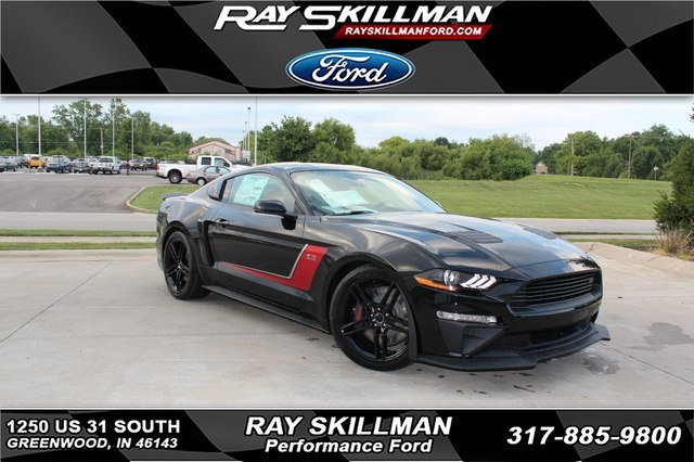 New 2018 Ford Mustang ROUSH JackHammer
