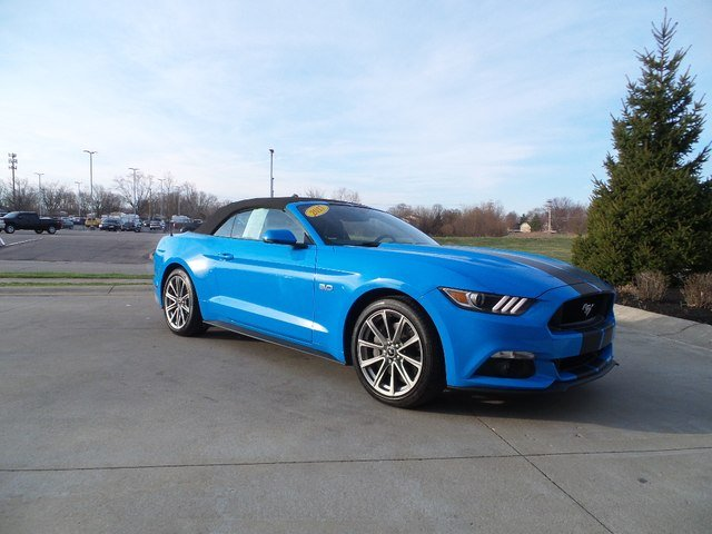 Certified Pre Owned 2017 Ford Mustang Gt Premium
