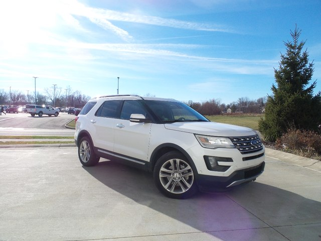 Certified Pre Owned 2016 Ford Explorer Limited