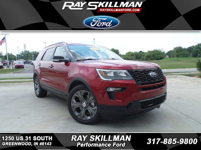Marvelous New 2018 Ford Explorer Sport