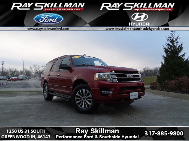 Certified Pre-Owned 2017 Ford Expedition XLT