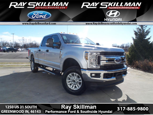 New 2018 Ford F-250 4WD CREW CAB 6.75'