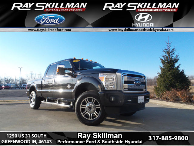 Certified Pre-Owned 2014 Ford F-250