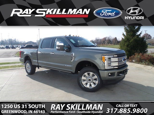 New 2019 Ford F-250 Platinum