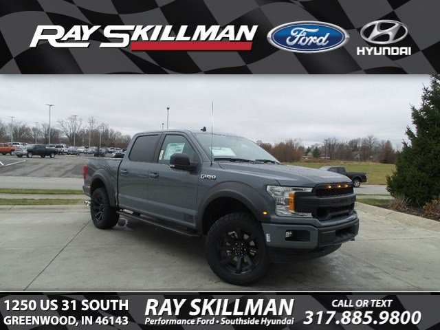 New Ford F150 >> New 2019 Ford F 150 Roush With Navigation 4wd