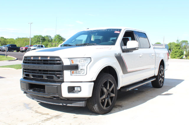 Ford Shows Off Its New 2018 F 150 Pickup At Detroit Auto | Autos Post