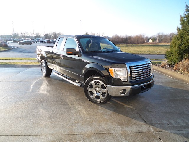 Pre-Owned 2010 Ford F-150 FX2 SPORT