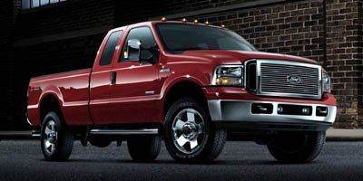 Pre-Owned 2007 Ford F-350 Highline