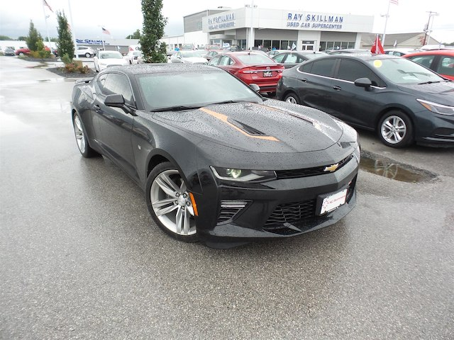 Pre Owned 2016 Chevrolet Camaro 2SS