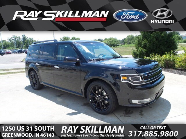 2018 Ford Flex: Comes Unchanged And Possibly As The Last Version >> New 2019 Ford Flex Limited Ecoboost With Navigation Awd