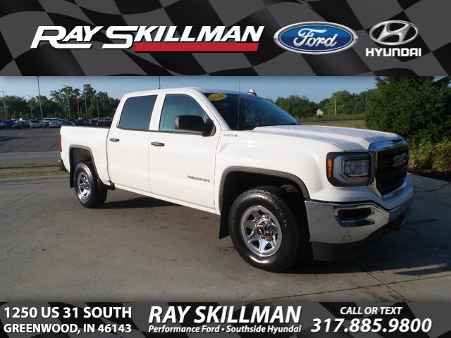 Pre-Owned 2016 GMC Sierra 1500 UNKNOWN