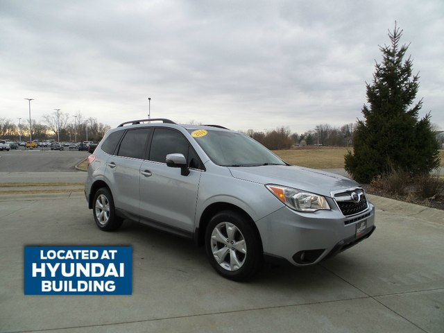 Pre-Owned 2014 Subaru Forester 2.5i Touring Package