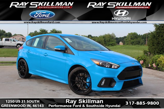New 2017 Ford Focus RS 5DR HB RS