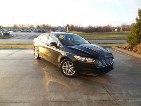 Certified Pre-Owned 2016 Ford Fusion SE