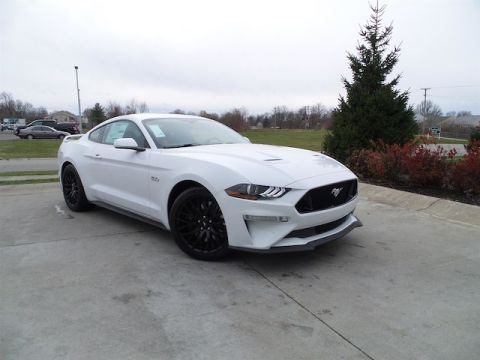 New 2018 Ford Mustang GT