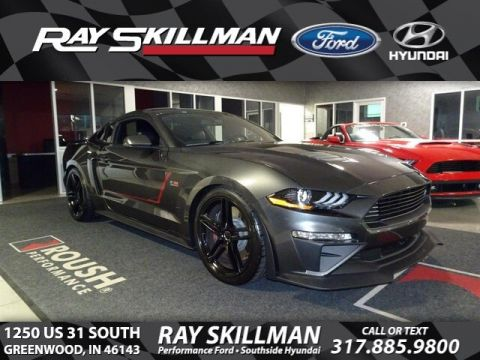 Pre-Owned 2018 Ford Mustang ROUSH JACK HAMMER