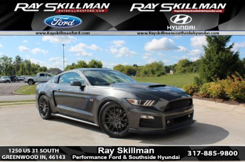 2017 Ford Mustang ROUSH RS3 DEMO