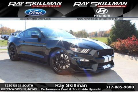 Pre-Owned 2017 Ford Shelby GT350 SHELBY GT350 RWD Coupe