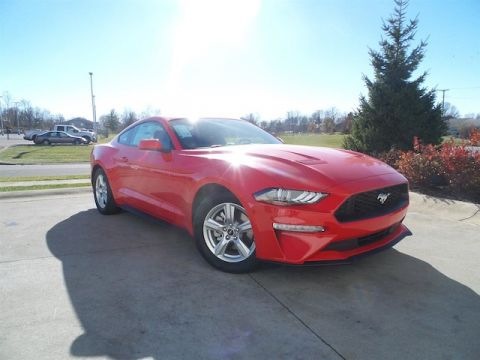 New 2018 Ford Mustang 2DR ECO FASTBACK