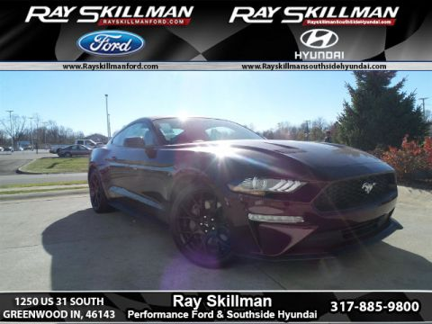 New 2018 Ford Mustang 2DR ECO FASTBACK RWD Coupe