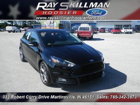 New 2017 Ford Focus ST 5DR HB ST FWD Hatchback