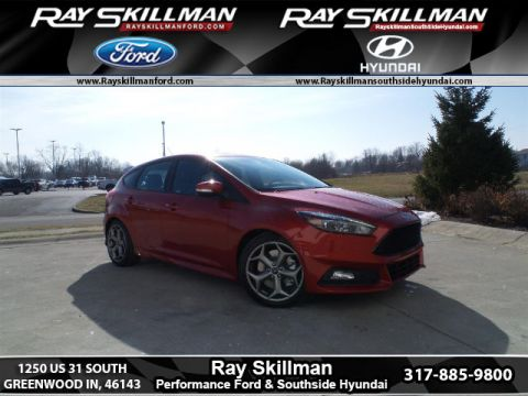 New 2018 Ford Focus ST 5DR HB ST FWD Hatchback