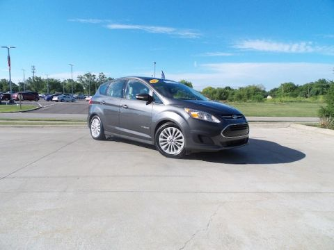 Certified Pre-Owned 2017 Ford C-Max Hybrid SE