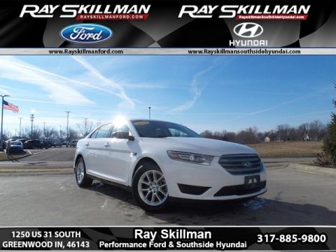 Pre-Owned 2015 Ford Taurus SE FWD Sedan