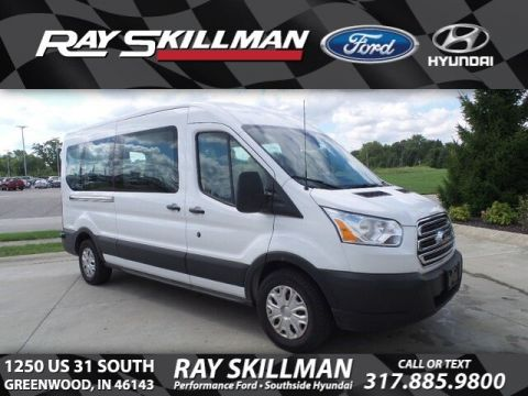 Certified Pre-Owned 2019 Ford Transit Passenger Wagon XLT