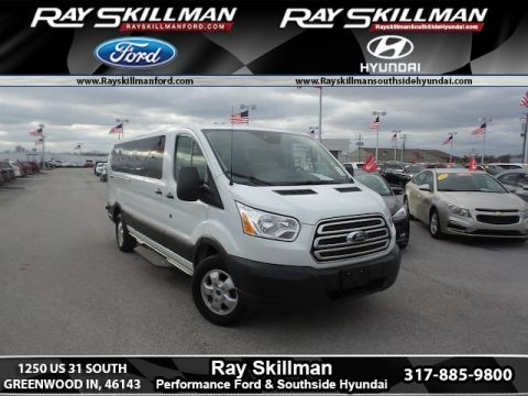 Certified Pre-Owned 2017 Ford Transit-350 XL RWD Large Van