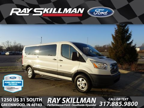 Certified Pre-Owned 2017 Ford Transit Wagon XLT