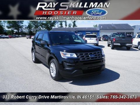 New 2017 Ford Explorer 4DR FWD BASE