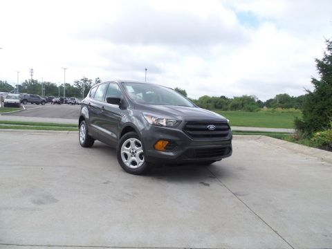 New 2018 Ford Escape S