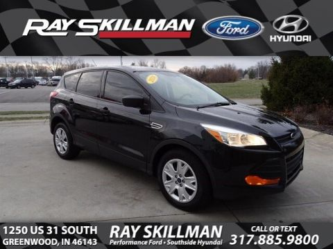 Certified Pre-Owned 2014 Ford Escape S