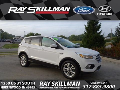 Certified Pre-Owned 2017 Ford Escape SE