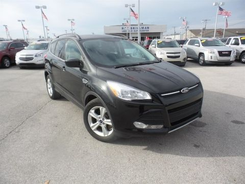Certified Pre-Owned 2014 Ford Escape SE