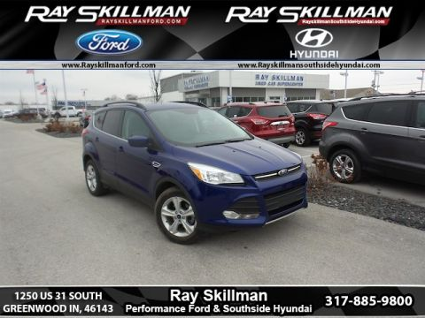 Certified Pre-Owned 2015 Ford Escape SE FWD SUV