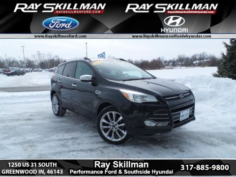 Certified Pre-Owned 2015 Ford Escape SE 4WD