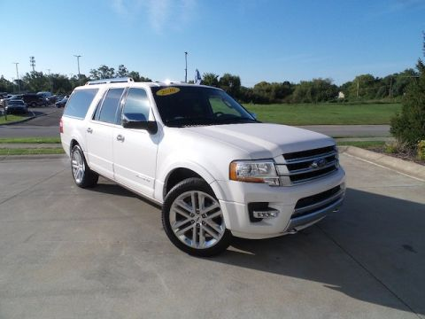 Certified Pre-Owned 2016 Ford Expedition EL Platinum