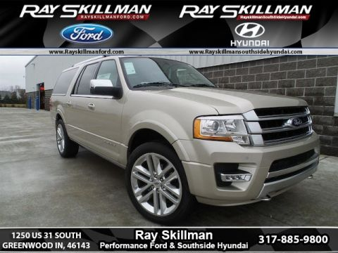 New Ford Expedition EL Platinum