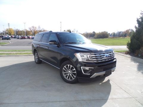 Certified Pre-Owned 2018 Ford Expedition Max Limited