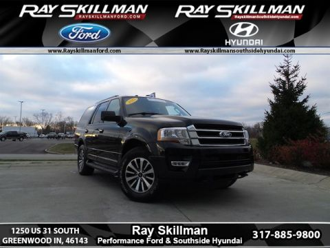 Certified Pre-Owned 2017 Ford Expedition XLT 4WD
