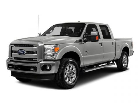 Pre-Owned 2016 Ford F-250 T