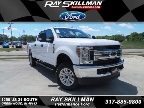 New 2018 Ford F-250 4WD CREW CAB