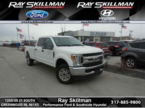 Certified Pre-Owned 2017 Ford F-250 XLT 4WD
