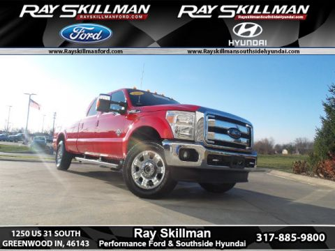 Certified Pre-Owned 2016 Ford F-250 LARIAT 4WD