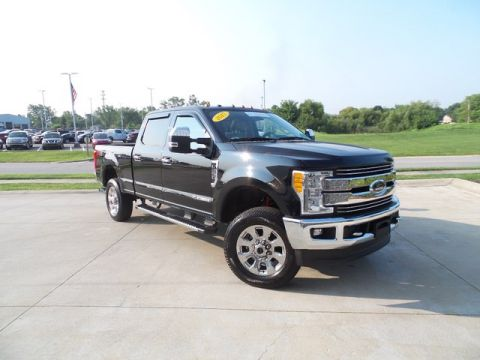 Certified Pre-Owned 2017 Ford F-250 Lariat