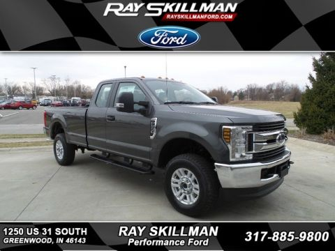 New 2019 Ford F-250 4WD SUPERCAB