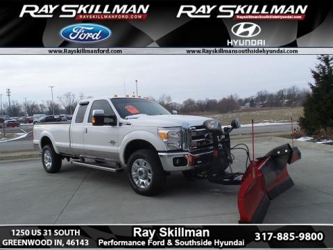 Certified Pre-Owned 2014 Ford F-250 XL 4WD