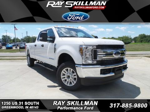 New Ford F-350 Indianapolis Columbus | Ray Skillman Ford
